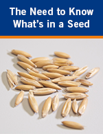 The Need to Know What's in a Seed