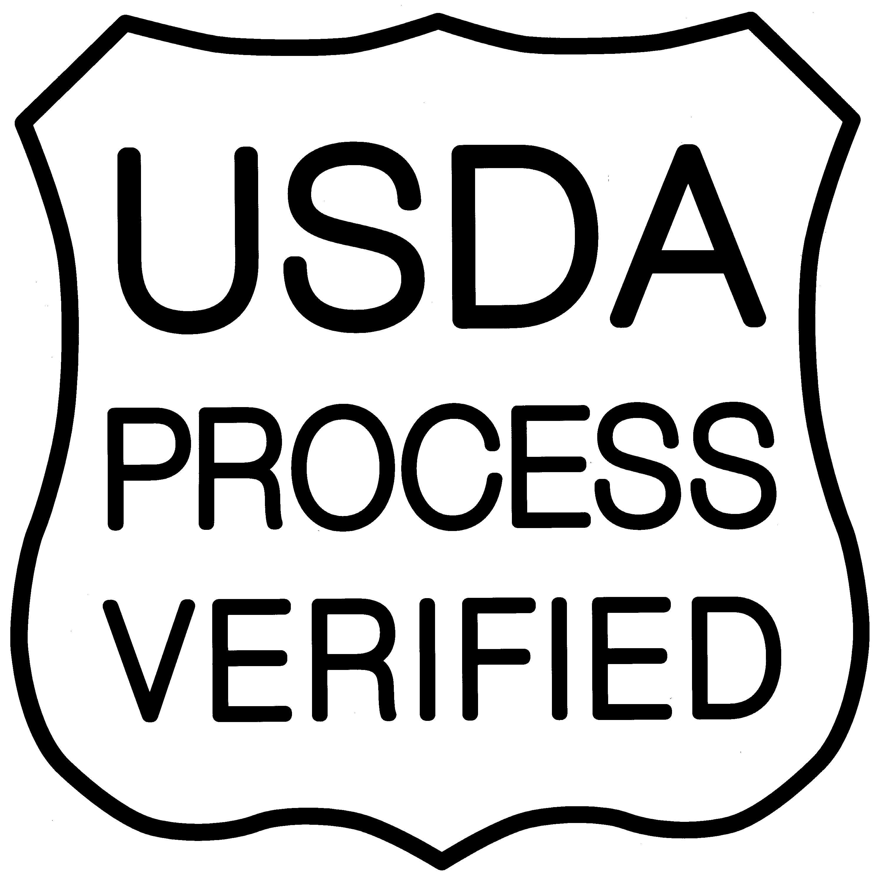 USDA Process Verified Logo