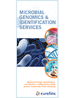 Eurofins Microbial Genomics & Identification Services Trifold