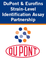 Press Release: DuPont & Eurofins Strain-Level Identification Assay Partnership