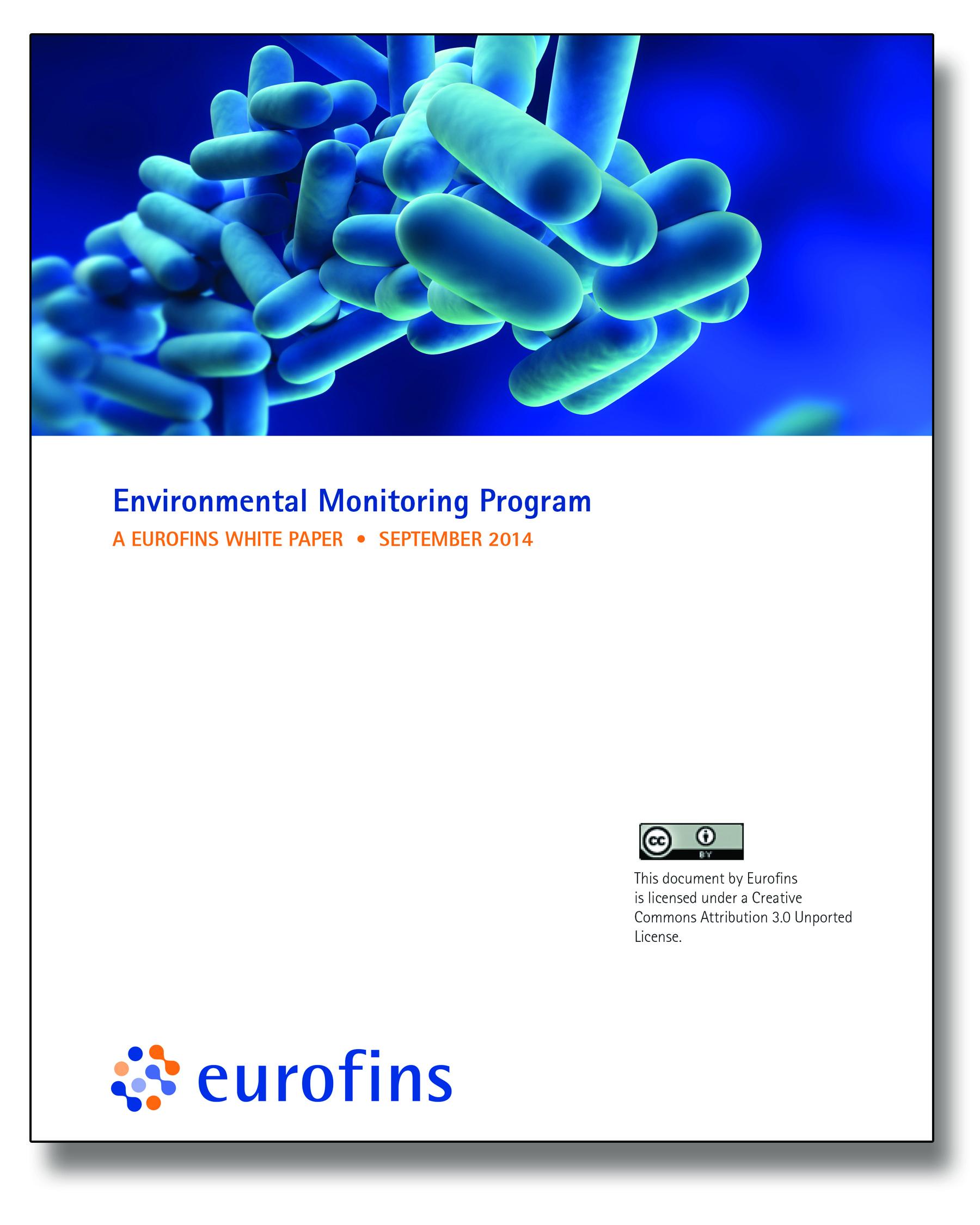 Environmental Monitoring Guide
