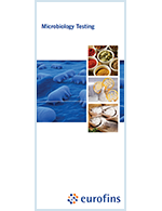 Microbiology Testing Services Brochure