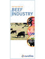 Beef Industry Testing Services