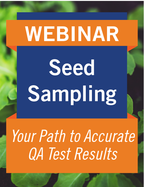 Seed Sampling - Your Path to Accurate QA Test Results