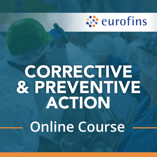 Corrective and Preventive Action Fundamentals