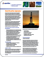 shale oil and gas exploration