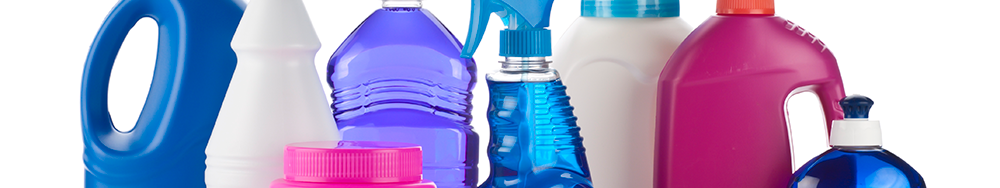 detergents and cleaners