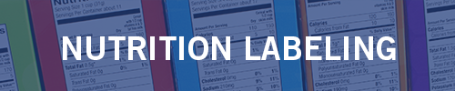 Nutrition Labeling Course