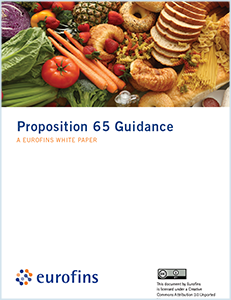 Proposition 65 Guide