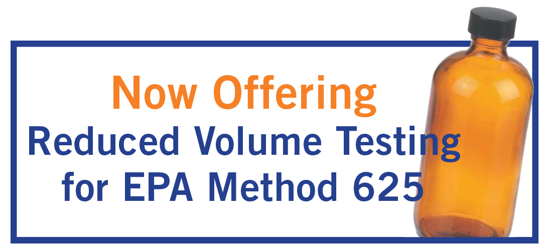 Reduced Volume - Method 625