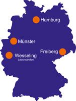 Regionen Eurofins GfA