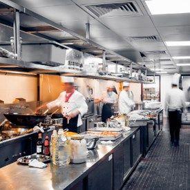 Catering, fastfood og storkøkkener