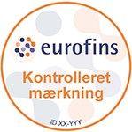 Kontrolordning af Eurofins Steins