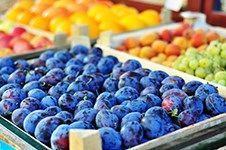 Kemiske analyser af frugt og grønt