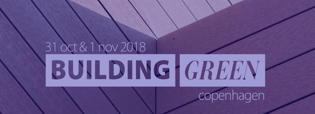 Building Green 2018