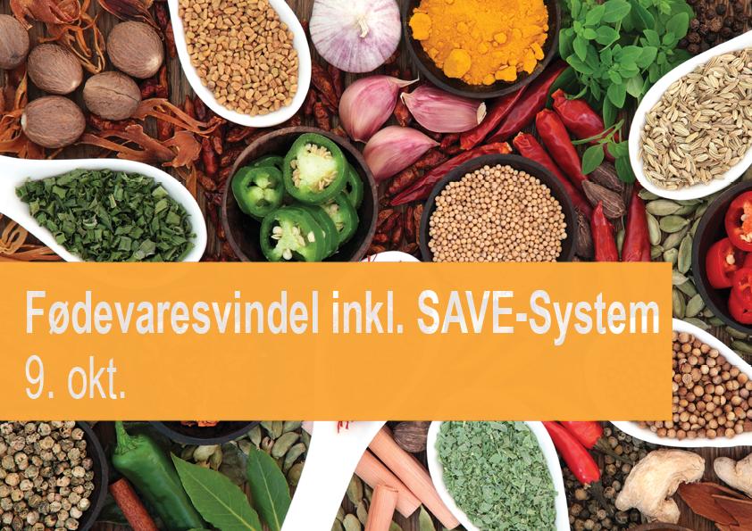 Fødevaresvindel SAVE-system