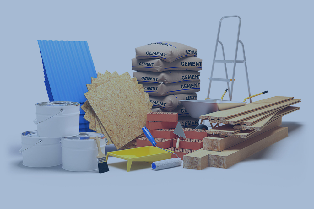 Byggematerialer