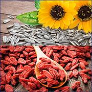 Sonnenblumenkerne, Goji-Beeren... Verschärfte Kontrollen für Bioprodukte aus China