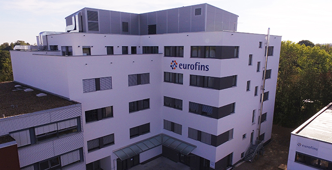 Eurofins Munich Building