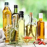 Verschiedene Öle - Neues Pestizidscreening in Öl (GC/MS)
