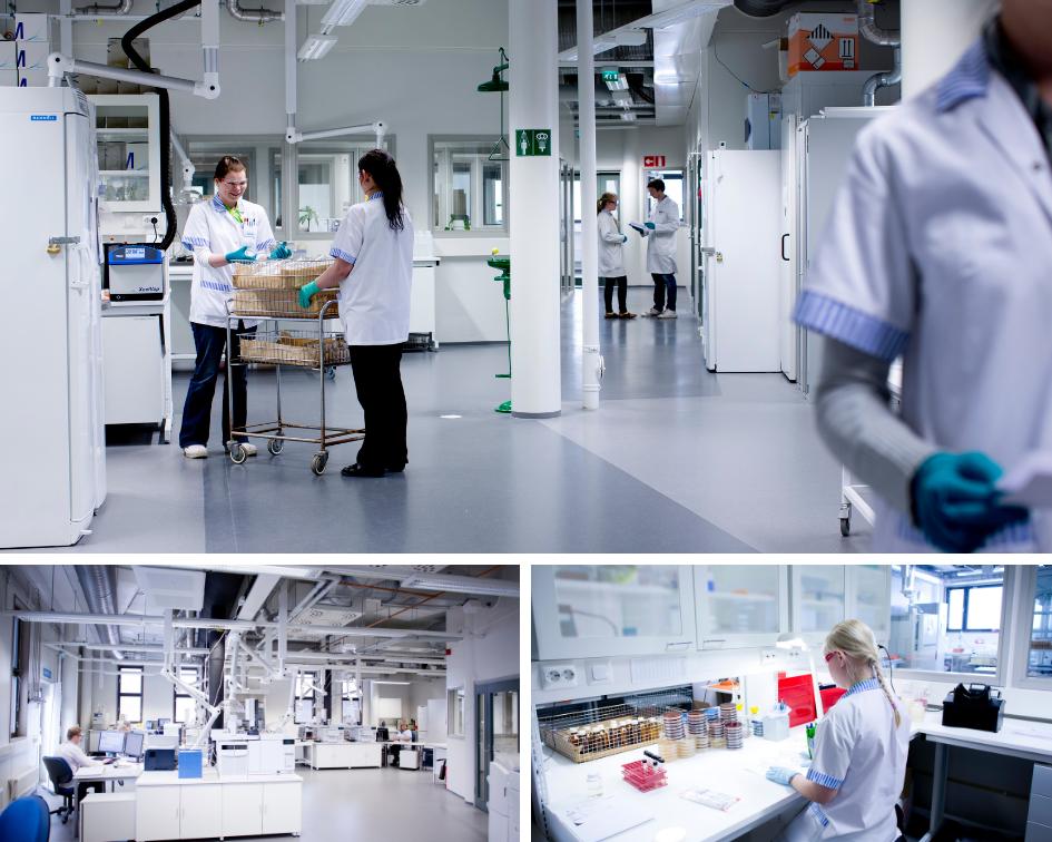 Eurofins Lahden laboratorio