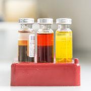 Analyse von Mineralöl in Lebensmitteln