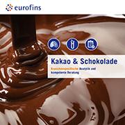 Eurofins Broschüre Kakao und Schokolade
