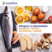 Eurofins Broschüre Allergene