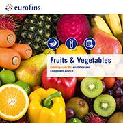 Eurofins brochure Fruits an Vegetables