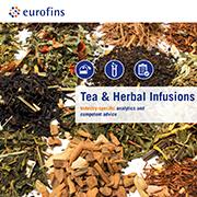 Eurofins brochure Tea & Herbal Infusions