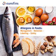 Eurofins brochure Allergens in Foods