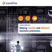 Eurofins brochure Making Reliable and Efficient Business Processes