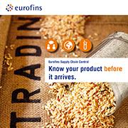 Eurofins brochure Supply Chain Control