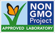 Non GMO Project approved laboratory