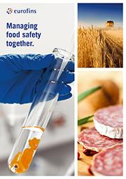 Image brochue Eurofins Food Testing Germany