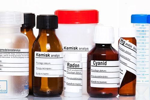 Provtagningsmaterial - Emballage