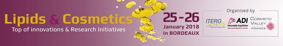 Lipids & Cosmetics