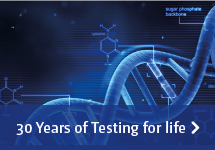 30 Years of Testing for Life
