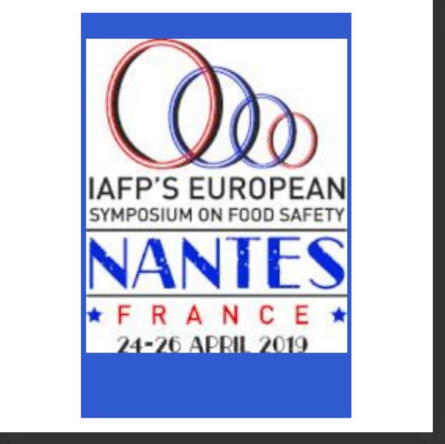 Symposium Nantes 2019 IAFP
