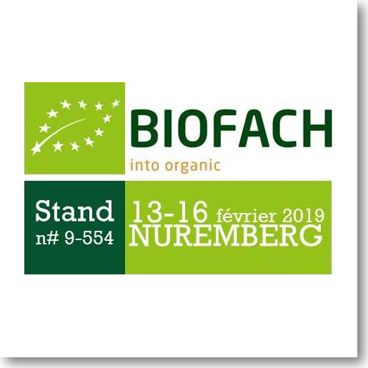 Participation d'Eurofins au salon Biofach 2019