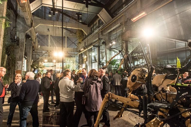FoodIntegrity Nantes 2019 Machines de l'île
