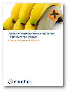 Analysis of chemical contaminants