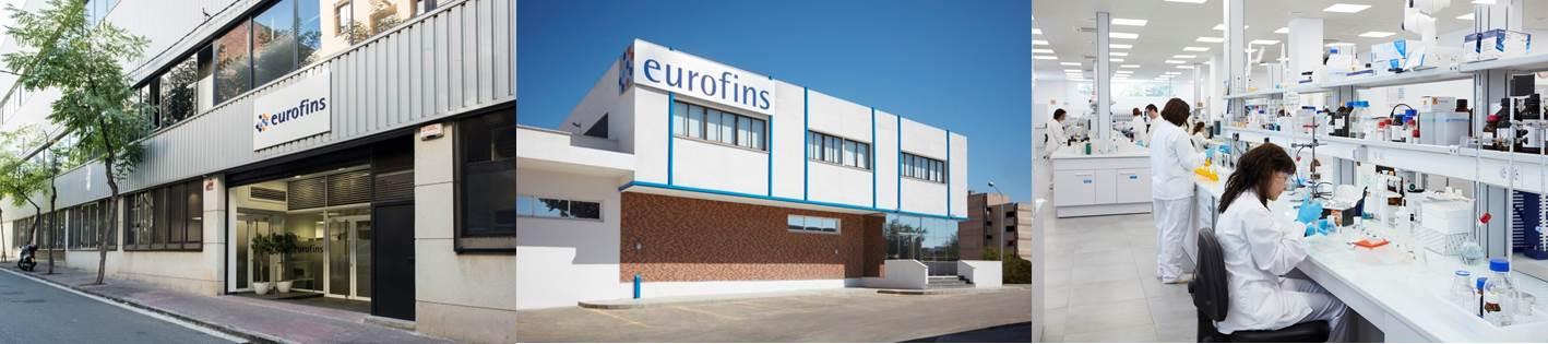 Eurofins Division Alimentario - Laboratorios