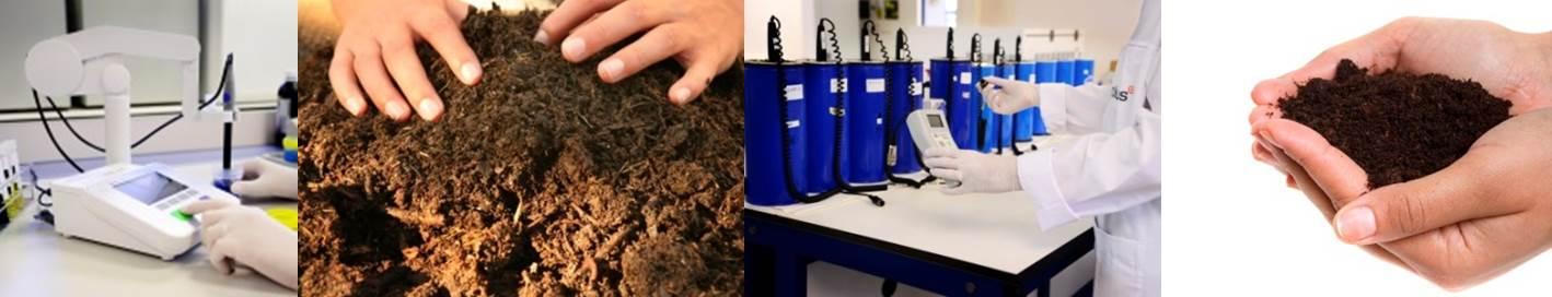 Analisis de compost y enmiendas organicas