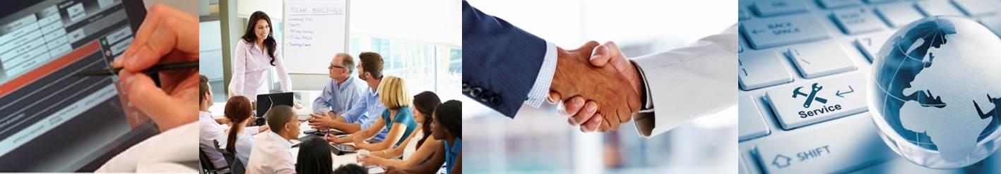 Servicios de auditoría, asistencia técnica, formación y outsourcing