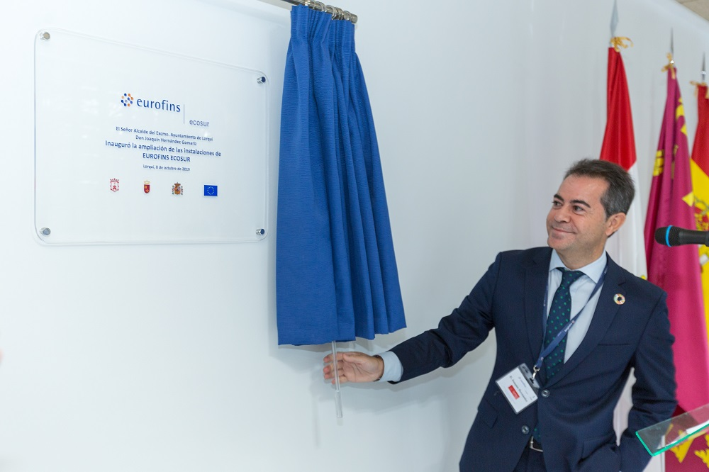 Inauguracion Eurofins Ecosur