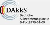 ISO 17025 Akkreditierung, Zertifikat